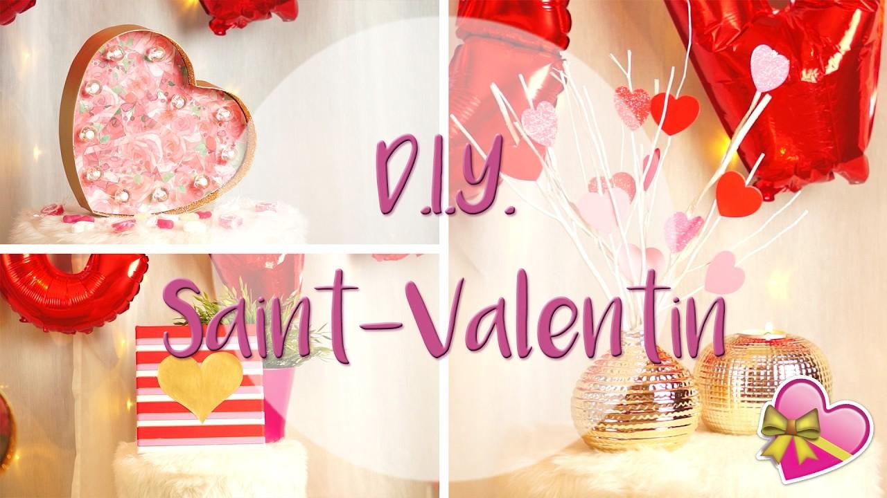 diy de saint valentin by manolita. Black Bedroom Furniture Sets. Home Design Ideas