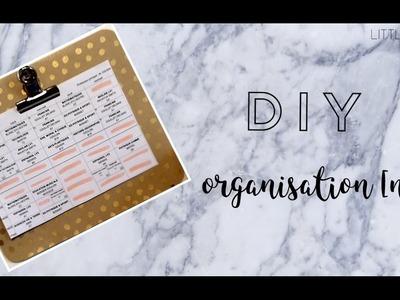DIY organisation #1