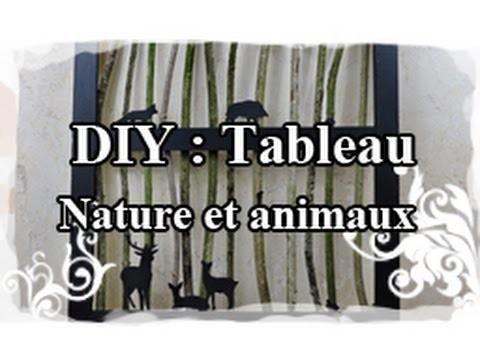 DIY : Tuto. Tutoriel N°13 : Faire un tableau avec des bouts de bois