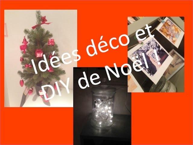 Idées déco et DIY de Noël !