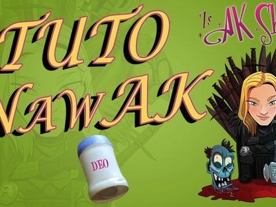 Tuto DIY écolo déodorant - Alice Kara - Ze AK Show 16