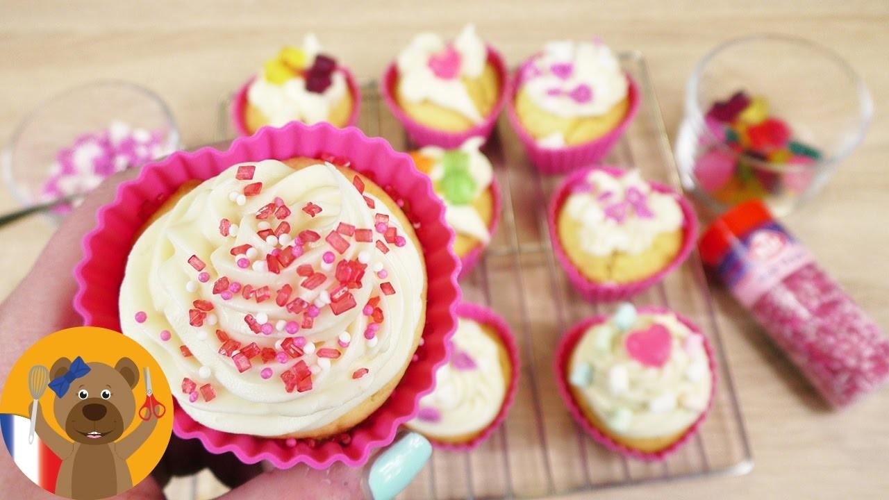 Cupcakes avec coeur???? Idée déco super chouette | Valentine's Cupcakes | Love DIY Idée sympa