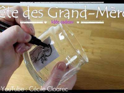 DIY - Bonne Fête Mamie Grand-Mère