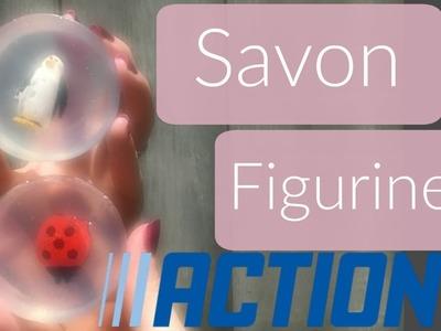 DIY | du savon avec les figurines ACTION    [Astuce N°12]