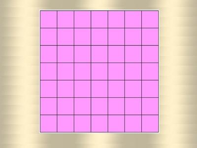 Origami : ???? Astuce pour plier un carré  en 7 x 7  sans règle ????