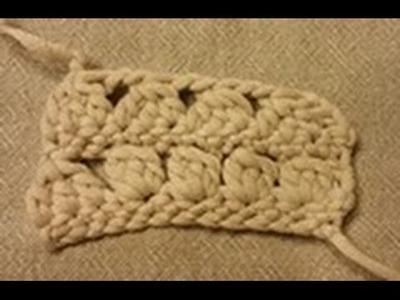 Cours n°19 : La bride écoulée au crochet