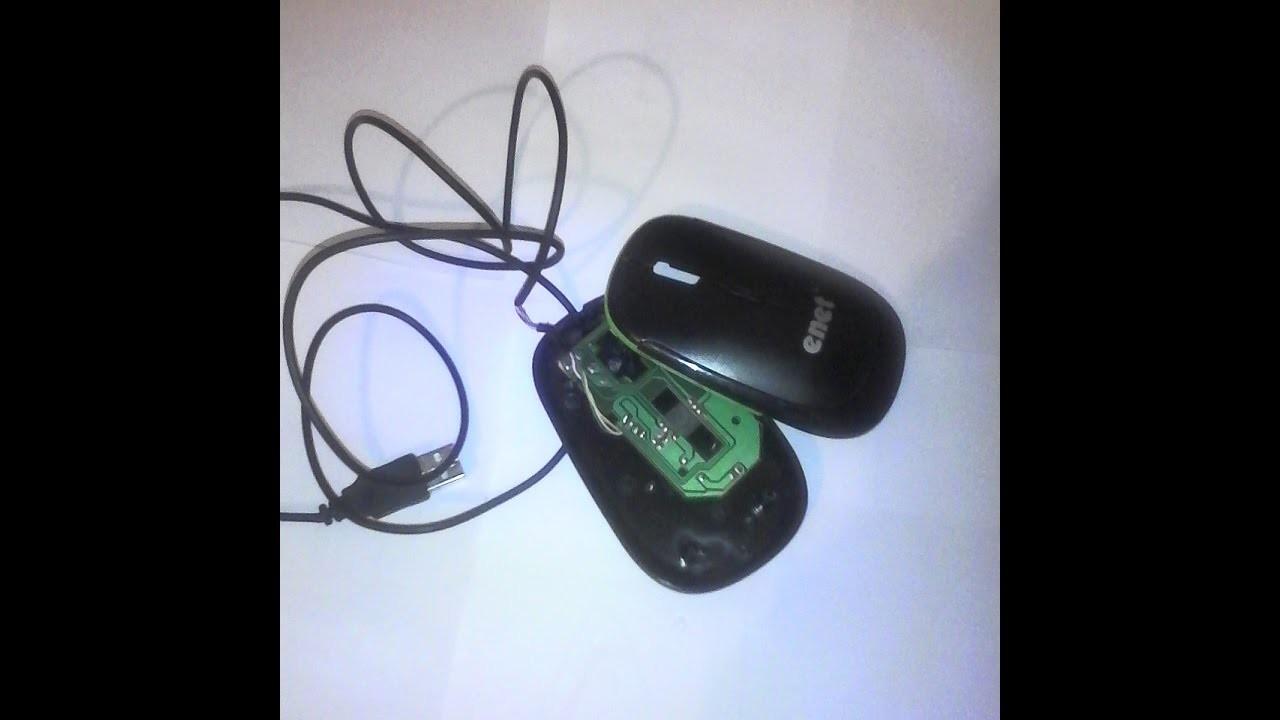 DIY comment  transformer une souris d'ordinateur  en voiture
