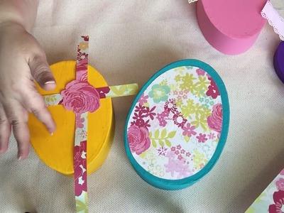 DIY décoration de Pâques.