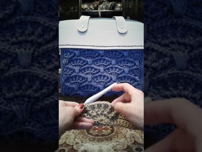 Ventalia crochet  Part 1  (Βενταλια )