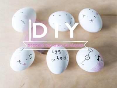 Décorez vos œufs de Pâques - DIY Westwing FRANCE