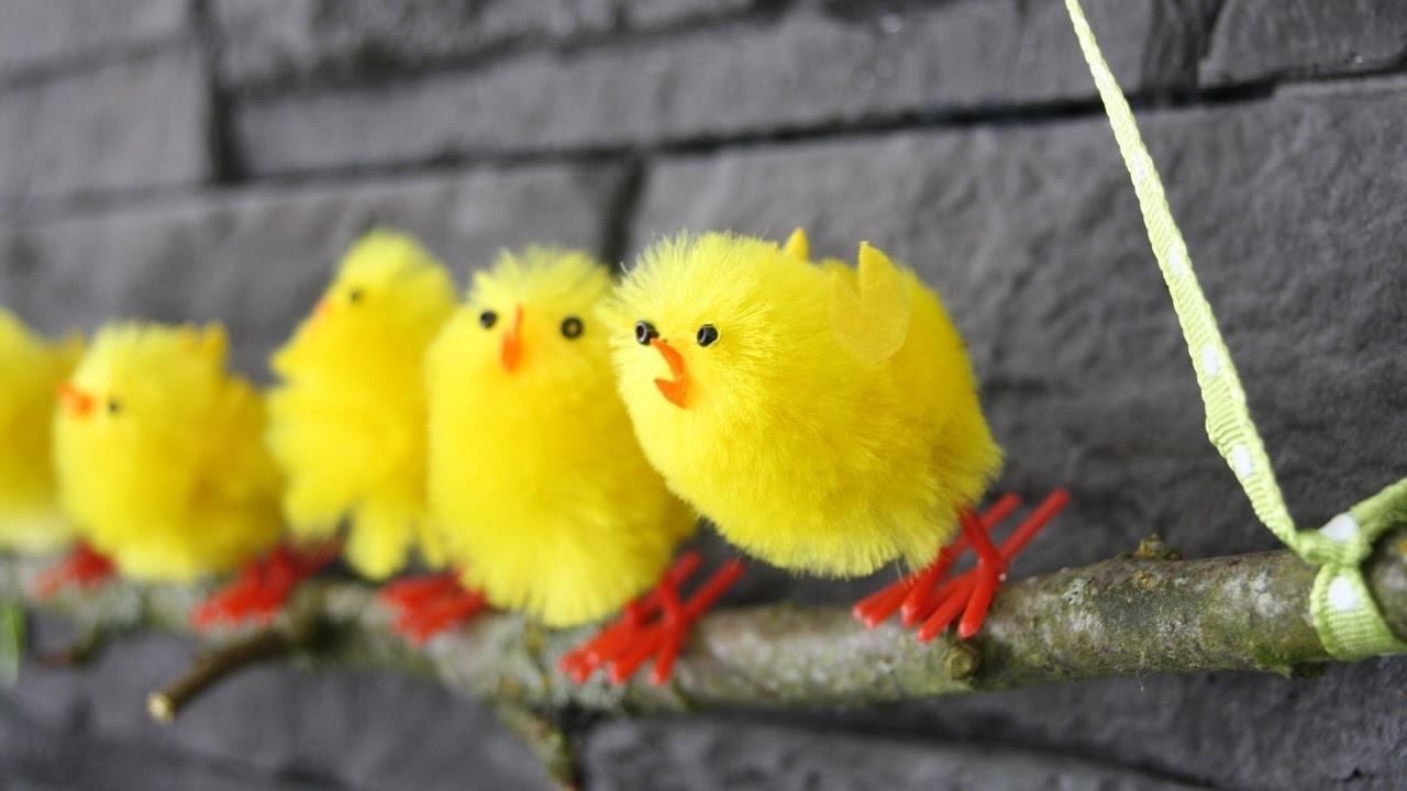 DIY : Comment faire une suspension décorative pour Pâques ?