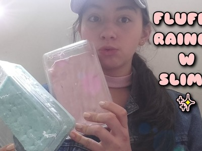 [DIY] INSTAGRAM | COMMENT FAIRE DU FLUFFY SLIME| DIY IRRATABLE|+RAINBOW SLIME