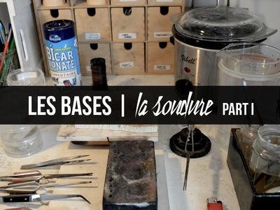 Agnes Ice | Les bases : La soudure Part I
