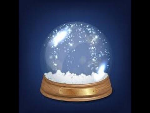 Fabrique une boule de neige ! #Spécial DIY Noël#